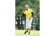 2009年 サントリーレディスオープンゴルフトーナメント 最終日 イエ・リーイン