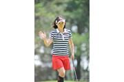 2009年 サントリーレディスオープンゴルフトーナメント 最終日 北田瑠衣