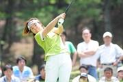 2009年 サントリーレディスオープンゴルフトーナメント 最終日 不動裕理
