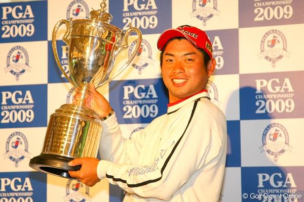 池田勇太がツアー初勝利をメジャーで飾る! 「全英」出場権も獲得!