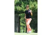 サントリーレディスオープンゴルフトーナメント最終日 森田理香子