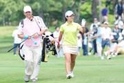 サントリーレディスオープンゴルフトーナメント最終日 宮里藍