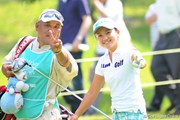 サントリーレディスオープンゴルフトーナメント最終日 櫻井有希