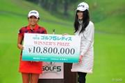 2015年 ゴルフ5レディス 最終日 イ・ボミ、萬田久子