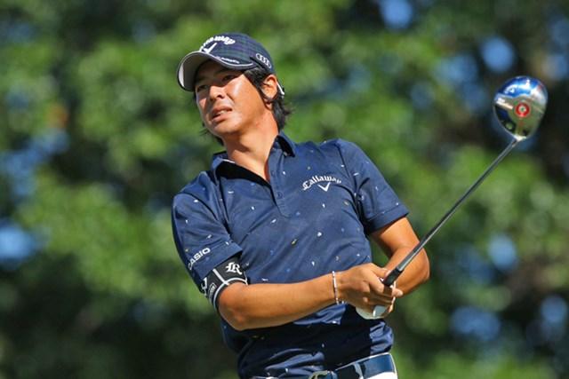 ネスレマッチプレー選手権に2年連続での出場が決まった石川遼(写真はザ・バークレイズ)