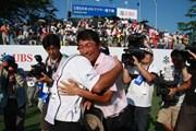 2009年 JGTOプレーヤーズラウンジ 五十嵐雄二