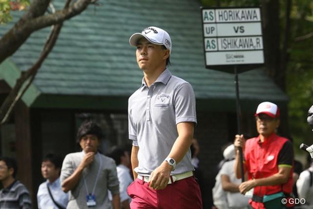 2015年 片山晋呉インビテーショナル ネスレ日本マッチプレー選手権 レクサス杯 石川遼 石川遼は午前10時過ぎにスタートした