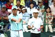 2015年 ネスレ日本マッチプレー選手権 2日目 片山晋呉 小田孔明