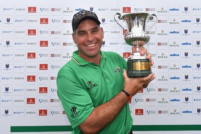 昨年は、南アフリカのへニー・オットーが3季ぶりのツアー通算3勝目を飾った