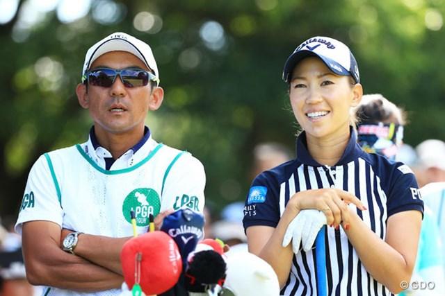 今季は優勝こそないが安定してトップ10に入っている上田桃子が日本勢最上位に立った