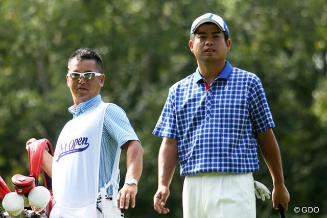 5年前の大会で優勝した池田勇太。選手会長は今週も忙しく…