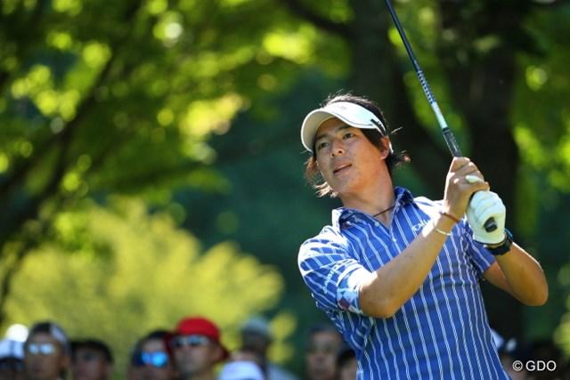 今季国内ツアー競技初戦となった石川遼が首位に2打差の好発進