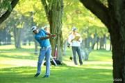 2015年 ANAオープンゴルフトーナメント 初日 金度勲