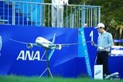 2015年 ANAオープンゴルフトーナメント 初日 文景俊