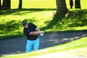2015年 ANAオープンゴルフトーナメント 初日 カート・バーンズ