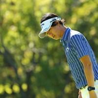 スライスしてフックしてスライスしてフック。。。真っすぐってことね。 2015年 ANAオープンゴルフトーナメント 初日 石川遼