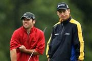 2009全米オープン初日 ポール・ケーシー&ジム・フューリック
