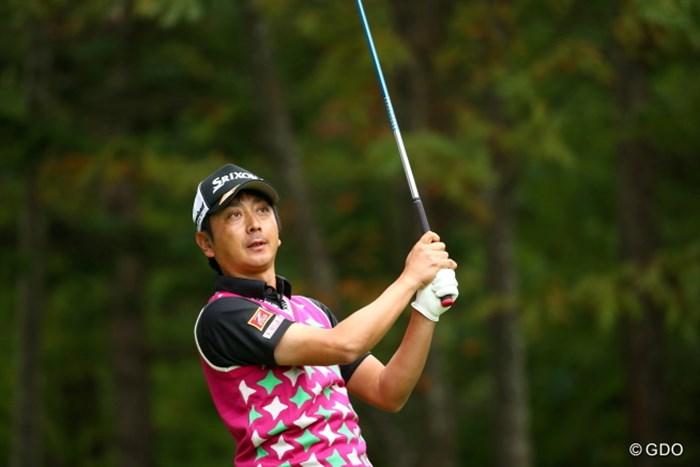 3日目終わって3位タイって珍しいんじゃない? 2015年 ANAオープンゴルフトーナメント 3日目 冨山聡