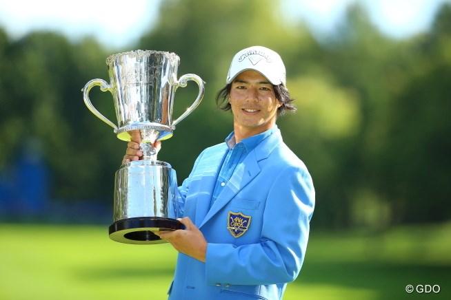 石川遼、今季国内ツアー初戦で優勝 通算12勝目「また米国でがんばる」