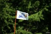 2015年 ANAオープンゴルフトーナメント 最終日 旗