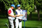 2015年 ANAオープンゴルフトーナメント 最終日 ボランティア