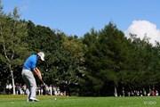 2015年 ANAオープンゴルフトーナメント 最終日 17番