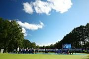 2015年 ANAオープンゴルフトーナメント 最終日 表彰式