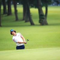 練習日からロブショット練習してたもんね 2015年 アジアパシフィック ダイヤモンドカップゴルフ 2日目 石川遼