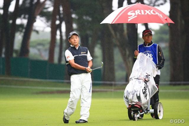 2015年 アジアパシフィック ダイヤモンドカップゴルフ 2日目 稲森佑貴 予選通過圏外から優勝争いへ。稲森佑貴は7位で決勝ラウンドへ