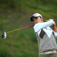 そろそろ優勝してもいいでしょ 2015年 ミヤギテレビ杯ダンロップ女子オープン 初日 三塚優子