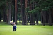 2015年 アジアパシフィック ダイヤモンドカップゴルフ 3日目 宮里優作