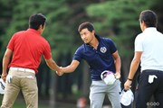 2015年 アジアパシフィック ダイヤモンドカップゴルフ 3日目 小平智