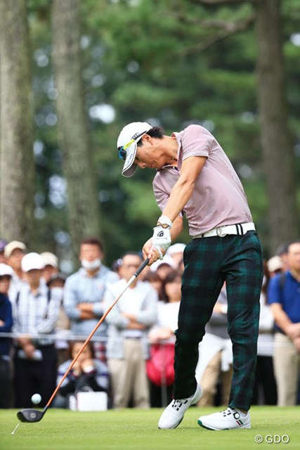 2015年 アジアパシフィック ダイヤモンドカップゴルフ 3日目 石川遼 ザ・インパクト