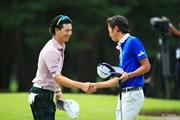 2015年 アジアパシフィック ダイヤモンドカップゴルフ 3日目 石川遼 重永亜斗夢