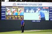 2015年 アジアパシフィック ダイヤモンドカップゴルフ 3日目 池田勇太