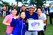 2015年 ミヤギテレビ杯ダンロップ女子オープン 最終日 若林舞衣子 青山加織