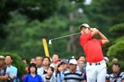 2015年 アジアパシフィック ダイヤモンドカップゴルフ 最終日 キムキョンテ