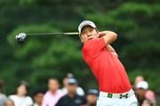 2015年 アジアパシフィック ダイヤモンドカップゴルフ 最終日 キム・キョンテ