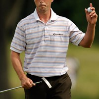 ミケルソンに次ぐ、実力派レフティー。M.ウィアが優勝争いを演じ続けている(Sam Greenwood /Getty Images) 2009 全米オープン 3日目 マイク・ウィア