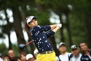 2015年 日本女子オープンゴルフ選手権競技 初日 香妻琴乃