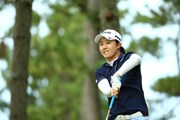 2015年 日本女子オープンゴルフ選手権競技 初日 前田陽子