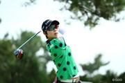 2015年 日本女子オープンゴルフ選手権競技 2日目 キム・ヒョージュ