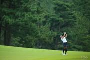 2015年 日本女子オープンゴルフ選手権競技 3日目 城間絵梨