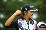 2015年 日本女子オープンゴルフ選手権競技 3日目 三塚優子