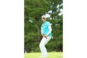 2015年 日本女子オープンゴルフ選手権競技 3日目 ペク・キュジョン