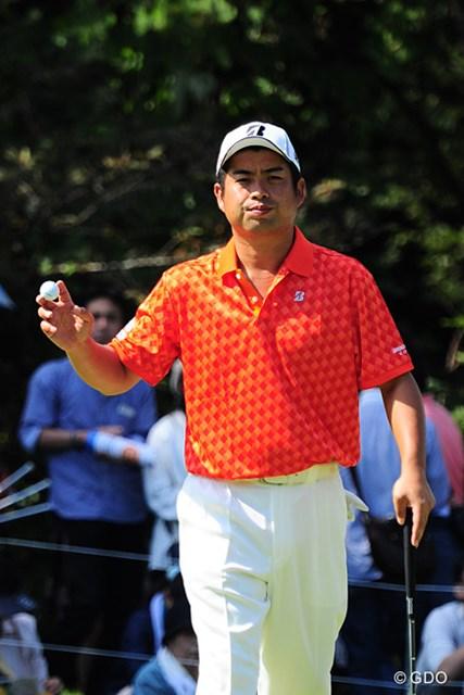 優勝スコアに2打届かず、またも三好で初優勝はならなかった池田勇太