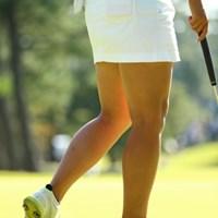 健康的。 2015年 日本女子オープンゴルフ選手権競技 最終日 チョン・インジ