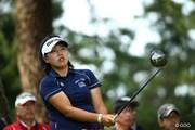 2015年 日本女子オープンゴルフ選手権競技 最終日 ささきしょうこ