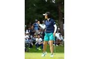 2015年 日本女子オープンゴルフ選手権競技 最終日 大山志保
