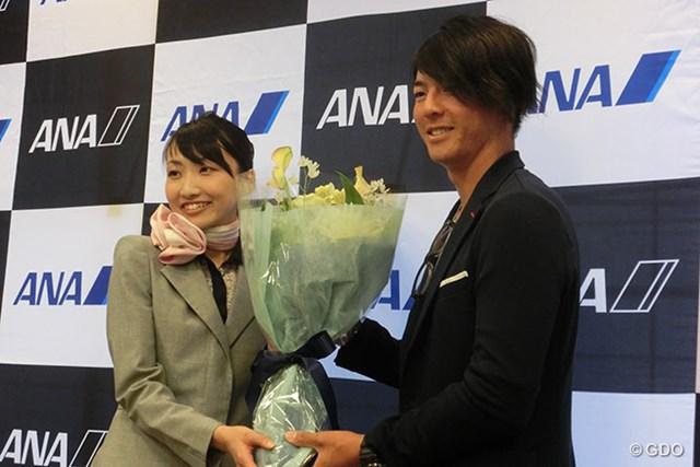 2016年 フライズドットコムオープン 事前 石川遼 渡米を前に新シーズンへ意気込みを語った石川遼